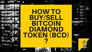 Wie kaufe ich Bitcoin Diamond auf Kucoin