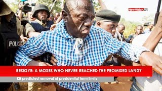 Could Besigye be the Moses who never reached Canaan?
