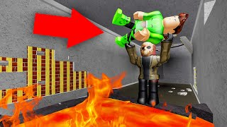 You CAN'T ESCAPE From This BEAST! (Roblox)