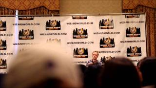 Том Фелтон, Tom Felton Q&A at Big Apple Comic Con 1