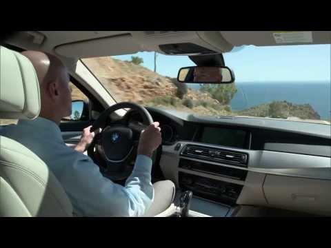 Bmw 5 Series F11 Универсал класса E - рекламное видео 2