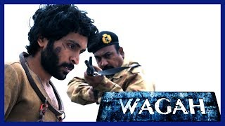 Wagah All Action Scenes | Wagah Full Fight Scenes | Vikram Prabhu Action Scenes