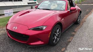 Quick Drive: 2017 Mazda MX-5 Miata RF (Manual)