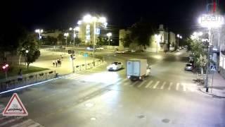 Авария на перекрестке Ленина - Мусы Джалиля