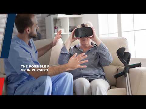 Virtual Reality Is Improving Physiotherapy