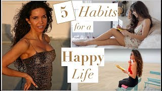 5 Habits that will CHANGE Your LIFE! | How to be Happy, Healthy & Successful in Life💖
