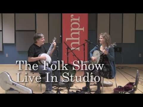 Béla Fleck & Abigail Washburn: Live In Studio online metal music video by BÉLA FLECK