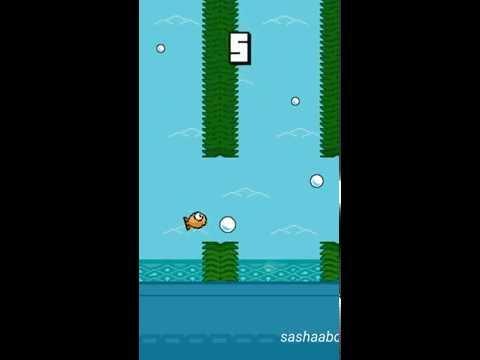 swimming fish обзор игры андроид game rewiew android