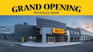 Grand Opening Pocatello, Idaho