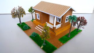 Miniature Dollhouse DIY  2021