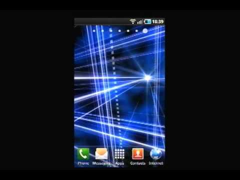 Video of Laser Show LWP
