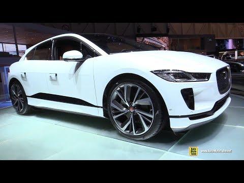 2019 Jaguar i-Pace EV400 Electric SUV - Exterior and Interior Walkaround - 2018 Geneva Motor