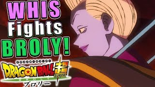 BROLY VS WHIS IS HAPPENING! (Dragon Ball Super: Broly FINAL Trailer)