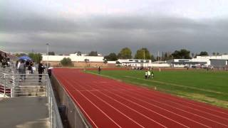 LB Poly JV Track team 12/17/11