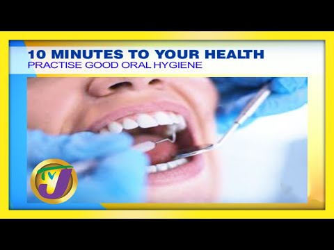 Practise Good Oral Hygiene with Dr. Sharon Robinson December 31 2020