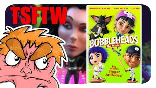 Bobbleheads: The Movie - The Search For The Worst