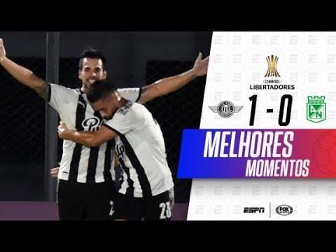 GOL NO FINAL COM MUITA EMOÇÃO! Melhores momentos de Libertad 1 x 0 Atlético Nacional na Libertadores