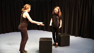 Theatre Game #63 - Speed Hate. From Drama Menu - Theatre Games In Three Courses.