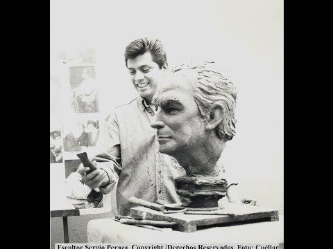 Italo Calvino Scultore Escultura de Sergio Peraza