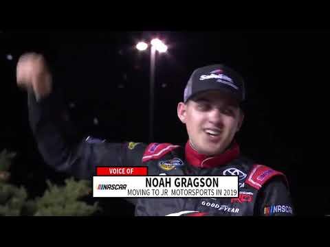 JR Motorsports signs Noah Gragson to Xfinity ride