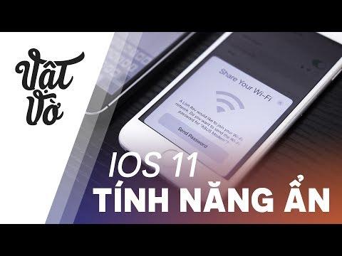 Những tính năng ẩn trên iOS 11 mà Apple không nhắc tới