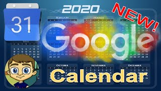 The New Google Calendar
