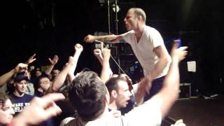 Youth Of Today - Anarchy In The UK - Can't Close My Eyes - Youth Of Today - Vienna 27.09.2010. HD