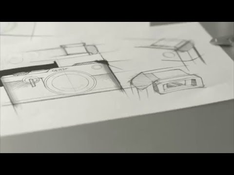 Olympus PEN F Product Concept Video
