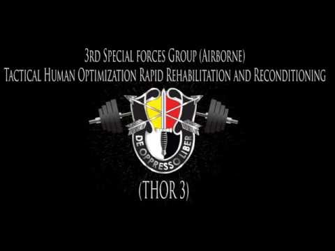 3rd Special Forces Group (Airborne) THOR3