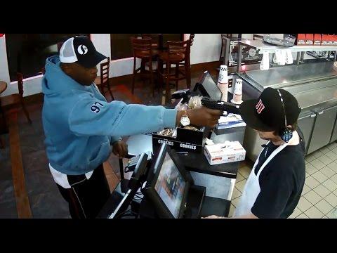 Jimmy Johns Armed Robbery in Kansas City