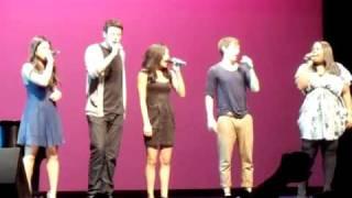 Glee Cast - Imagine (Live)
