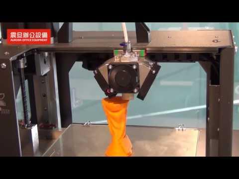 當3D列印遇上熱血世足賽|震旦辦公設備