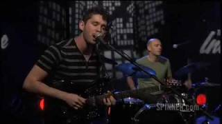The Antlers - Sylvia @Spinner Interface