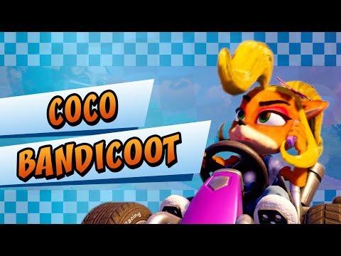 Coco Bandicoot | Crash Team Racing Nitro-Fueled thumbnail
