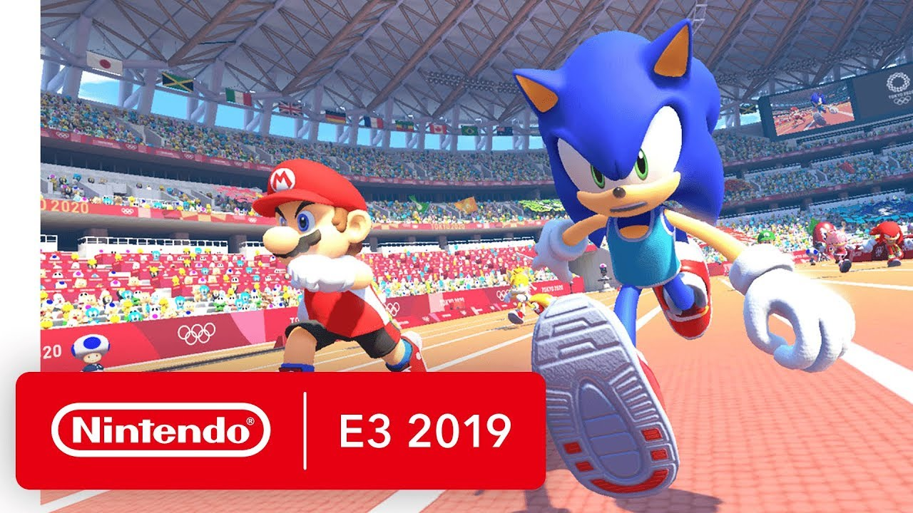 New Nintendo Switch Games 2020.Mario Sonic At The Olympic Games Tokyo 2020 Nintendo Switch Eshop Key Europe