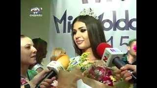 FEA RING GIRLS 19-летняя Анастасия Якуб стала самой красивой девушкой Молдовы.