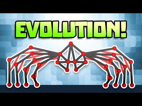 Evolution Simulator Video 0