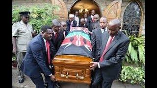 Aliyekuwa gavana wa Nyeri, Gakuru Wahome azikwa leo: Mbiu wikendi [Sehemu ya kwanza]