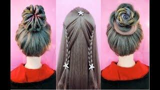 Hairstyles Tutorials Musically Videos Compilation #Hairstyle #Tutorials