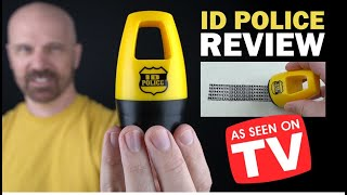 ID Police Review: As Seen on TV Theft Protection Gadget?