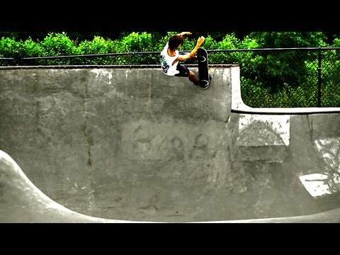 Athens Skatepark (HD)