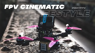 Cinematic Freestyle FPV Racing Drone ( INDONESIA )
