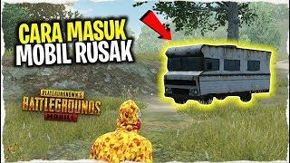 CARA MASUK MOBIL RUSAK..!! PRANK MUSUH NGAKAK BUG | PUBG Mobile Indonesia