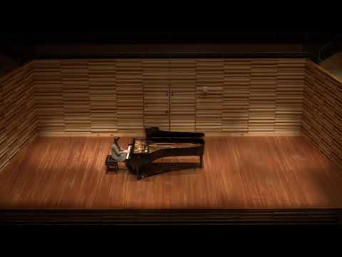 Here I am performing Bach's Chromatic Fantasy and Fugue in D minor.