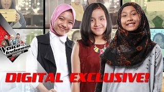 SHARLA & VITARA & TIARA | COMMENT BOX #6 | The Voice Kids Indonesia S2 GTV 2017