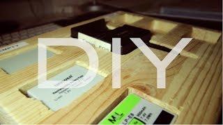 DIY Camera Battery Charging Station