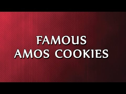 Famous Amos Cookies | RECIPES | EASY TO LEARN