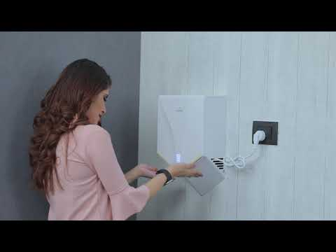 Airblade Jet Hand Dryer