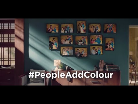 #PeopleAddColour