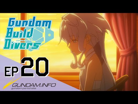 Download Gundam Build Divers-Episode 20: The Truth(EN,TW,HK,KR,FR,IT,TH sub) HD Mp4 3GP Video and MP3